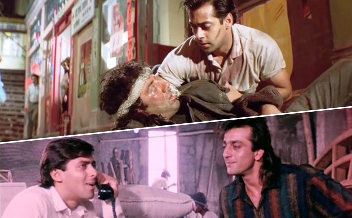 Salman Khan Reveals Why He Worked With Sanjay Dutt And Sunny Deol In Saajan & Jeet