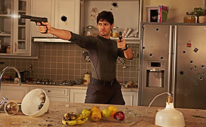Sidharth Malhotra's All New Action-Packed Avatar From 'A Gentleman'!