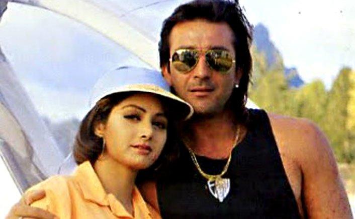 "Sridevi And Sanjay Dutt Join For ""Shiddat"""