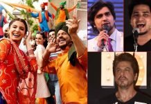 SRK Congratulates Aaman Trikha For Butterfly Song, A Major Part Of Which Is Sung By Dev Negi