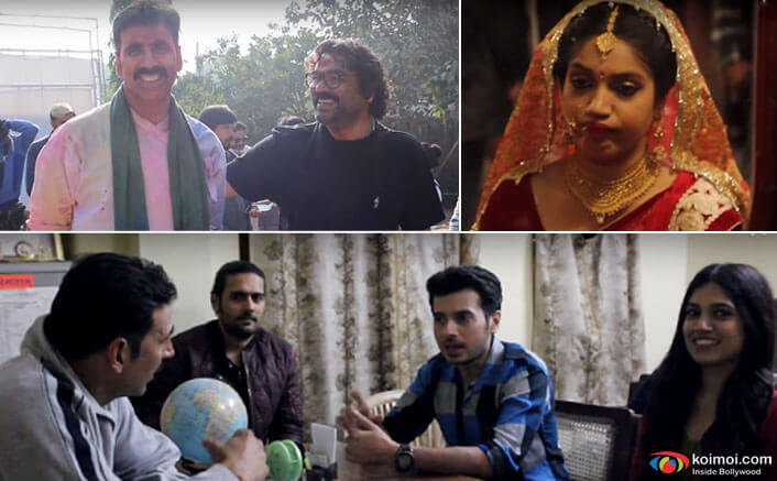 This Behind The Scenes Video From Toilet: Ek Prem Katha Is Hilarious!