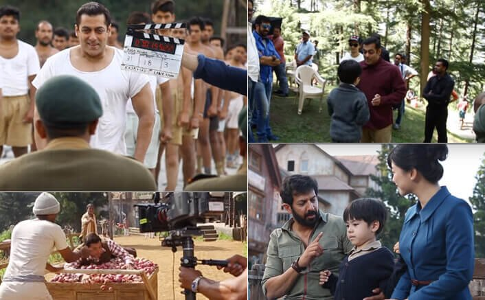 Check Out Tubelight's Making Video: Salman Khan Talks About Co-Star Zhu Zhu