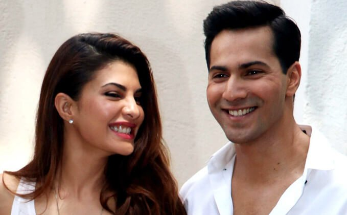Varun and Jacqueline to have 5 songs together in Judwaa 2?