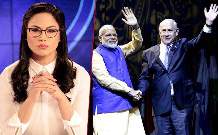 Veena Malik Calls PM Narendra Modi & Israeli PM Benjamin Blood Thirsty Of Muslims