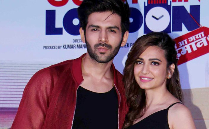 Working with Kriti a 'change' for Kartik Aaryan