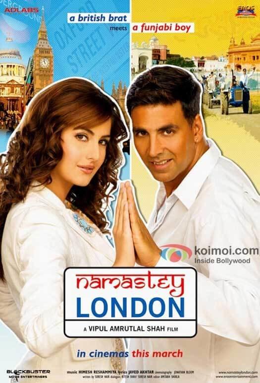 1) Namastey London