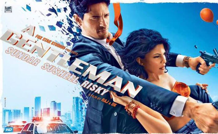 5 reasons to watch A Gentleman: Sundar, Susheel, Risky