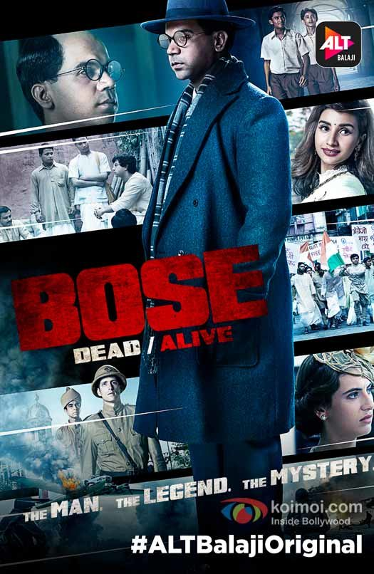 ALTBalaji brings you India's biggest cover up, Bose -Dead/Alive