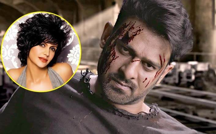 Mandira Bedi joins Prabhas starrer Saaho, starts shooting in Hyderabad