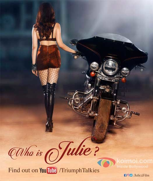 New Poster! Check Out The Sexy Poster Of Julie 2