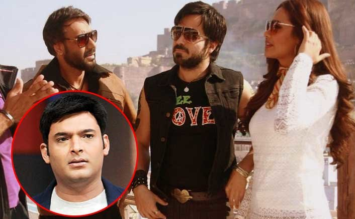 Kapil Sharma gets a panic attack and cancels Baadshaho shoot last minute; leaves Ajay Devgn fuming!