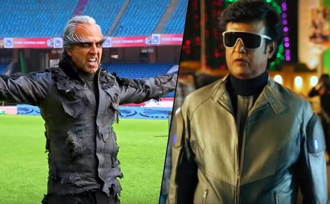 VIDEO! Making Of Rajnikanth and Akshay Kumar's 2.0 Will Make You Go Wow!!!
