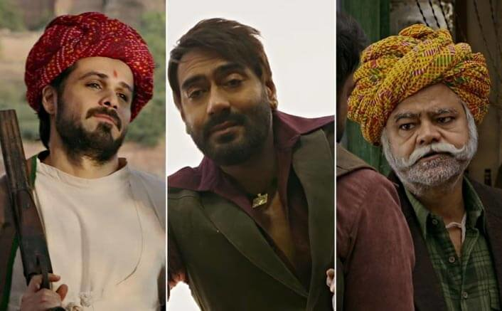 VIDEOS!Baadshaho Dialogue Promos Show Emraan Hashmi and Ajay Devgn's Killer Swag