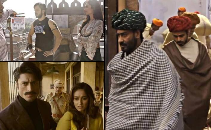 Watch Milan Luthria Giving Details About The Makin g Of Hoshiyar Song From Baadshaho