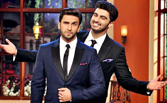 From Aditya snatching his gf to Arjun buying underwears for him; Ranveer is on fire!