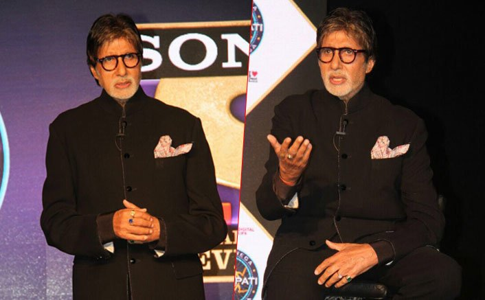 Amitabh Bachchan KBC Launch Interview