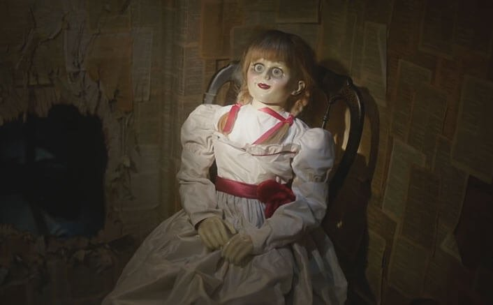 Annabelle Wednesday Box Office Collections Update