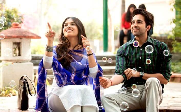 Ayushmann, Bhumi are director's delight