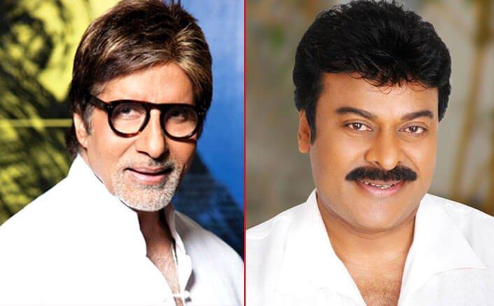Big B to team up with Chiranjeevi in 'Uyyalawadaa'