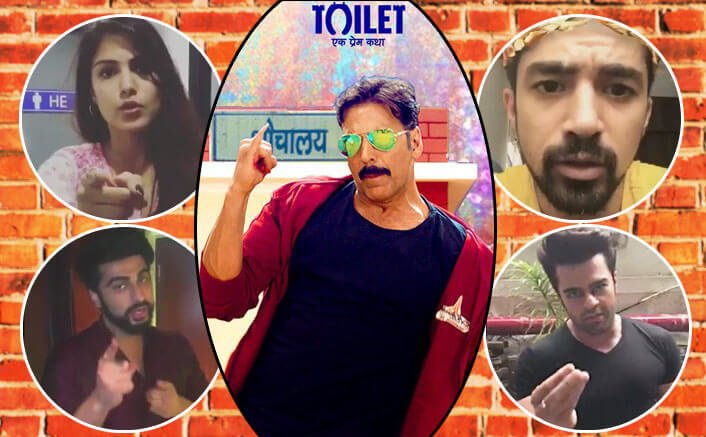Bollywood Celebrities Are Excited For Toilet: Ek Prem Katha, Are You?
