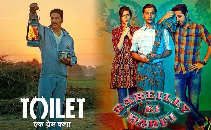 Box Office - Toilet - Ek Prem Katha and Bareilly Ki Barfi bring on moolah