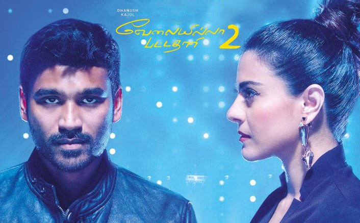 Dhanush's 'VIP 2' to release on August 11