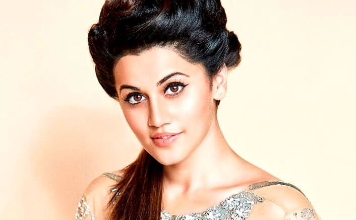 Feminism not about asking for reservation: Taapsee Pannu