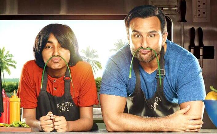 First Look Poster Of Chef