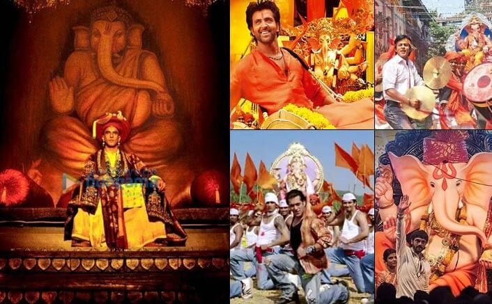 Five Bollywood songs that will make you say 'Ganpati Bappa Morya' this Ganesh Chathurthi