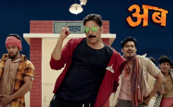 Get Into Your Jugaadu Mode With Toilet Ka Jugaad Song From Toilet Ek Prem Katha