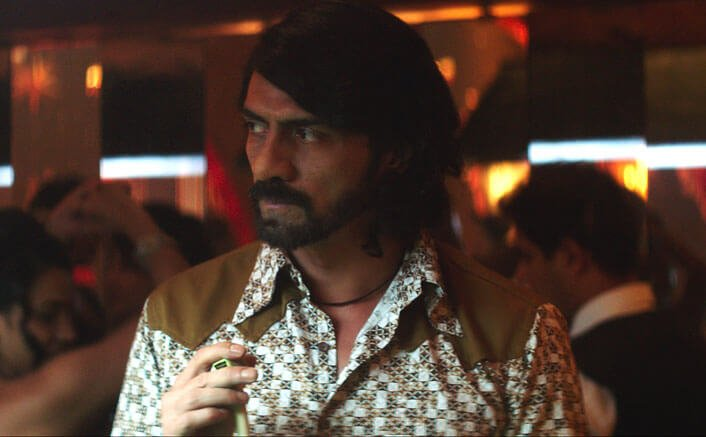 Arjun Rampal as a Arun Gawali