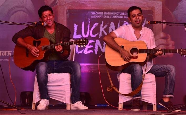 Lucknow Central's band performed at Yerwada Jail for a special event