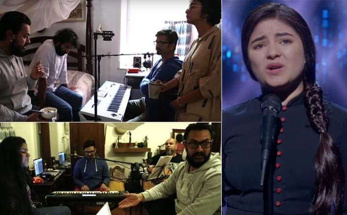 'Main Kaun Hoon' BTS traces the voice of the 'Secret Superstar'