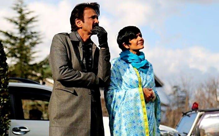 Mandira Bedi adds poetic charm to 'Vodka Diaries'