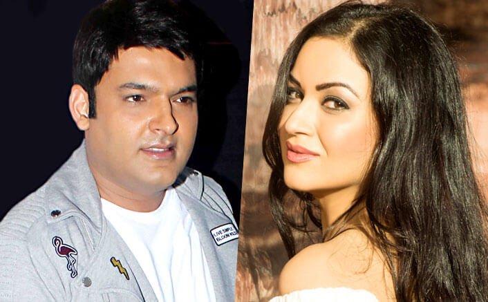 Maryam to dance with Kapil Sharma in 'Firangi'