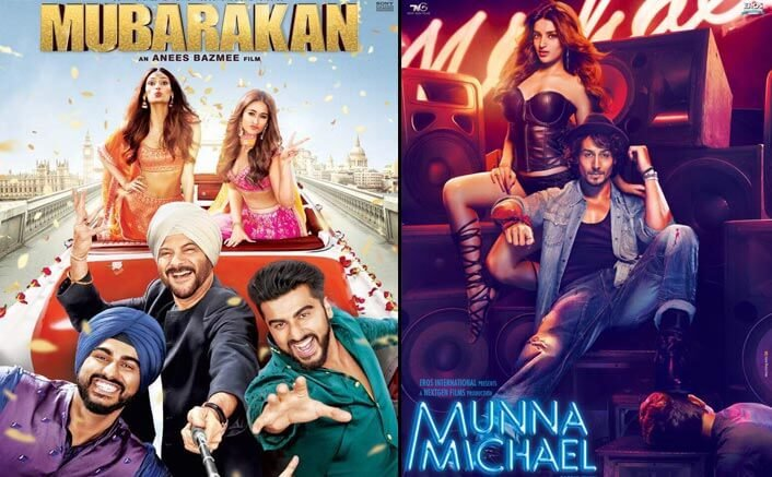 Mubarakan Evicts Munna Michael; Enters Top 10 Highest Opening Weekend Grossers Of 2017