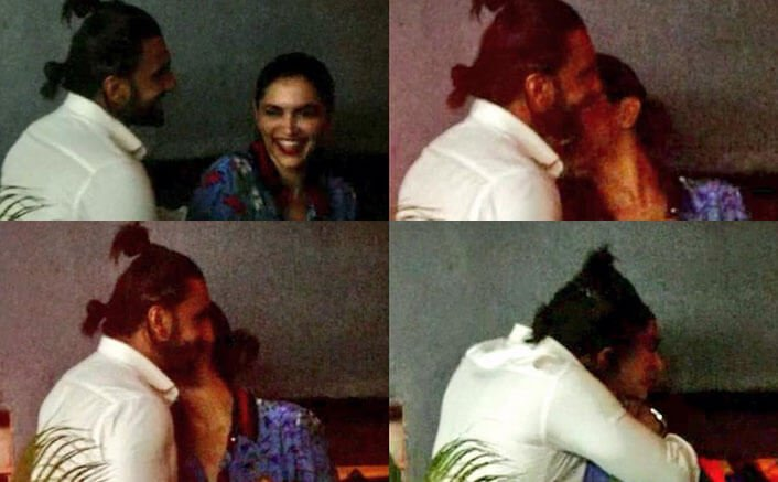 OMG! Video of Ranveer Singh and Deepika Padukone indulging in PDA goes viral!