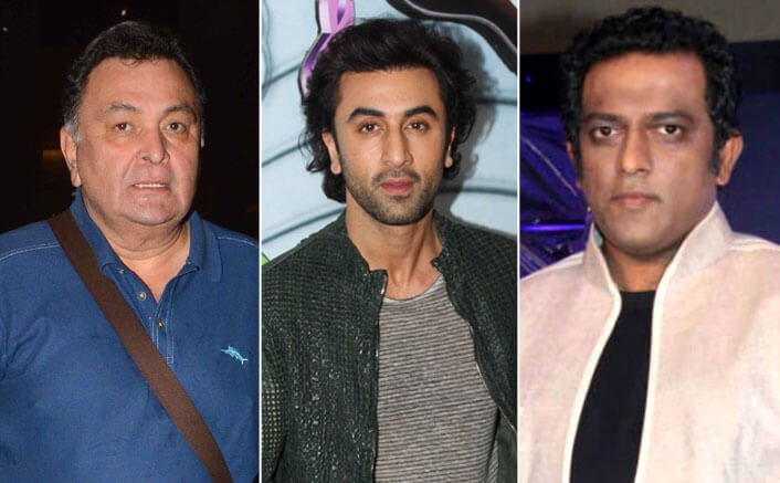 Ranbir stands by 'Jagga Jasoos' team, disagrees with father