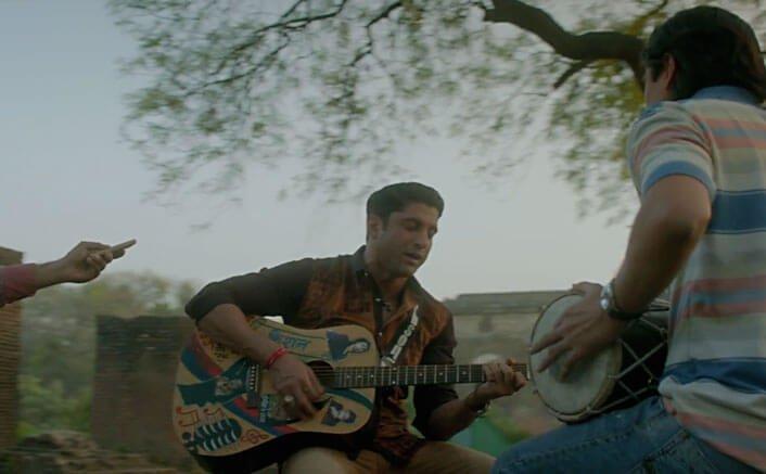 Rangdaari song from Lucknow Central
