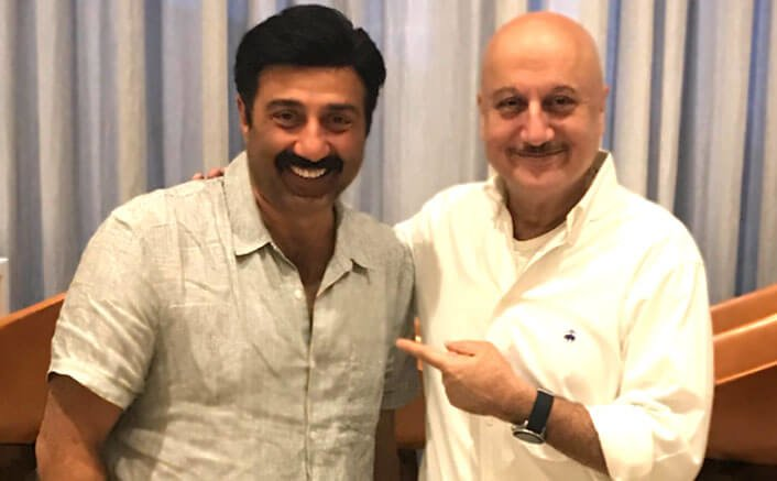 Sunny Deol is genuine, strong willed: Anupam Kher