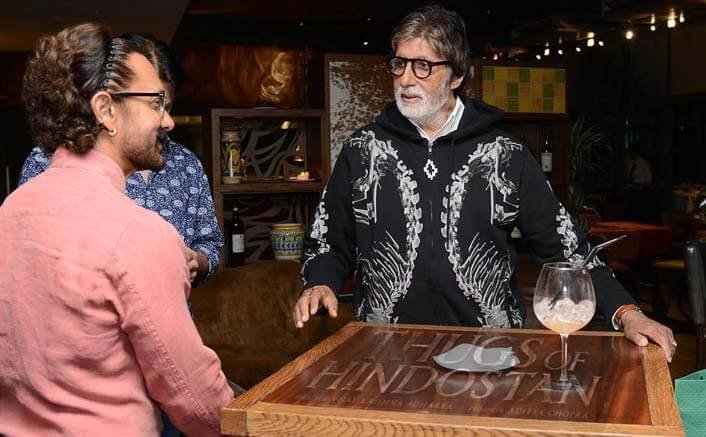 Thugs of Hindostan Discovers a Spiced up India Connect with Malta