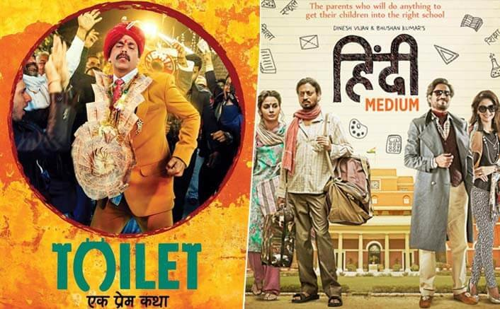 Toilet: Ek Prem Katha Crosses Hindi Medium At The Box Office In 5 days