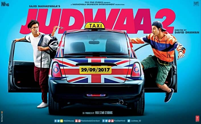 Varund Dhawan Starrer Judwaa 2 Trailer Out Now