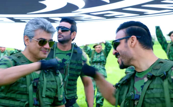 Vivegam Trailer Out! It Has Some High-Octane Sequences Which Will Make You Go Wow!