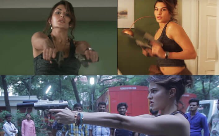 Watch out for Jacqueline in action with A Gentleman: Sundar, Susheel, Risky