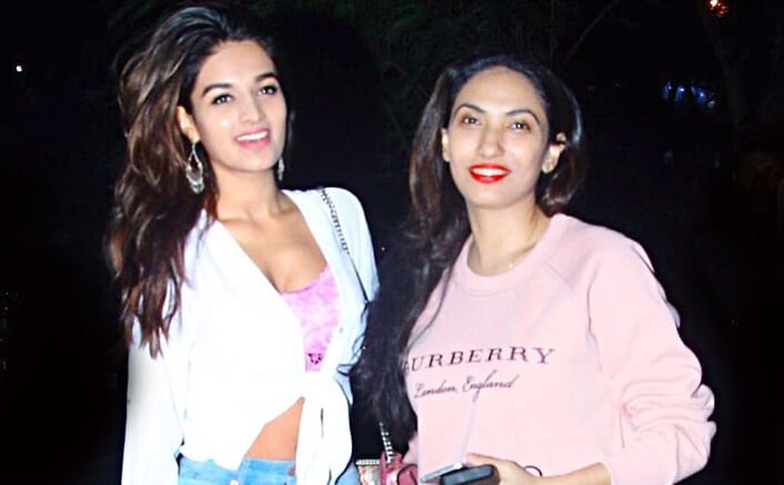 Will Nidhhi Agerwal star in KriArj Entertainment's next ?