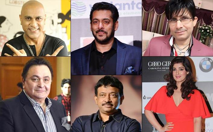 #280characters! As Twitter Upgrades These Celebs From Baba Sehgal To Salman Khan Would Be Happier