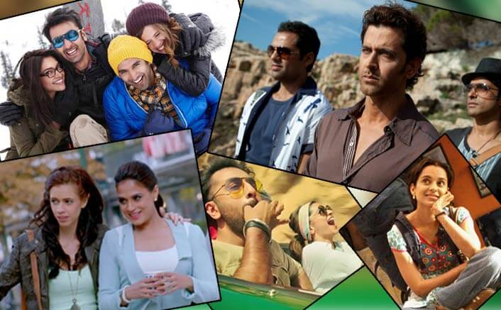5 Bollywood movies that will inspire you to travel