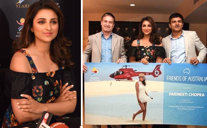 Australia Tourism Appoints Parineeti Chopra As Their Brand Ambassador