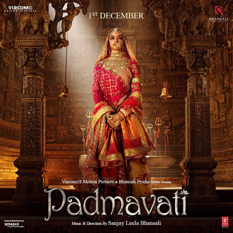 Padmavati First Look
